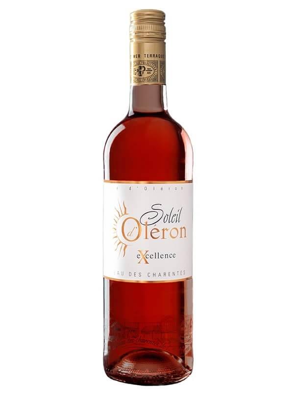 Pineau rouge des Charentes - Soleil d'Oléron Excellence Rouge - Les Vignerons d'Oléron