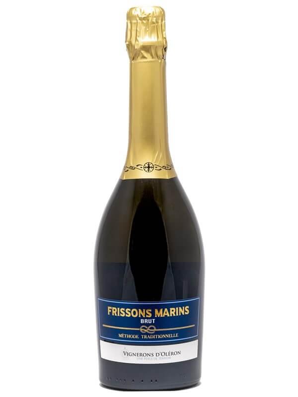 Vin mousseux - Frissons Marins Brut - Les Vignerons d'Oléron