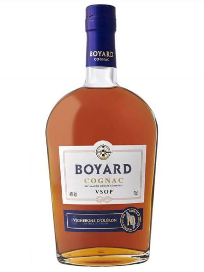 Cognac Boyard VSOP - Vignerons d'Oléron