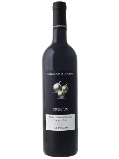Perles noires- Vin rouge - Les Vignerons d'Oléron