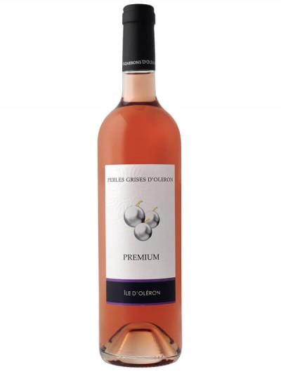 Perles grises- Vin rosé - Les Vignerons d'Oléron