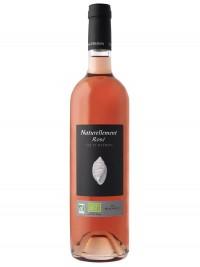 Vin bio rosé- Naturellement rosé - Les Vignerons d'Oléron