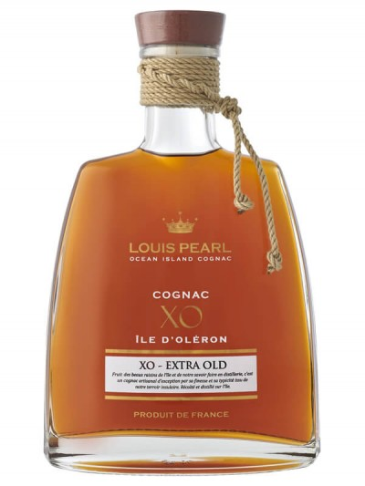 Cognac XO Louis Pearl - Vignerons d'Oléron