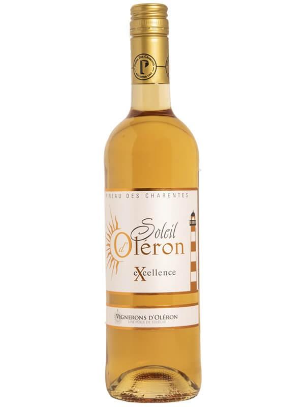 Pineau blanc des Charentes - Soleil d'Oléron Excellence Blanc - Les Vignerons d'Oléron